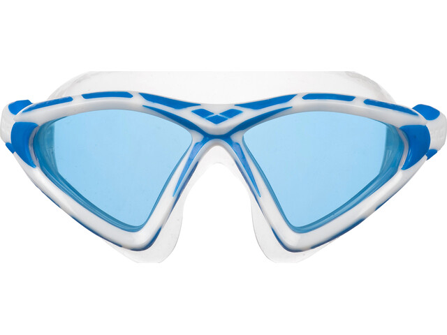 arena X-Sight 2 Mask clear-blue-blue